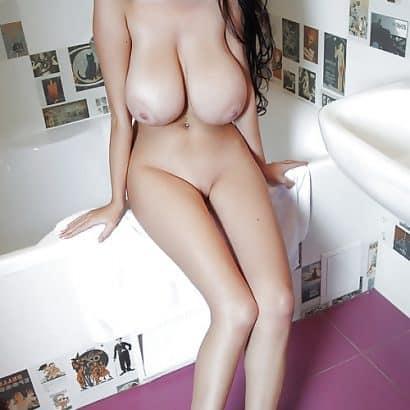 sexy und so vollbusig