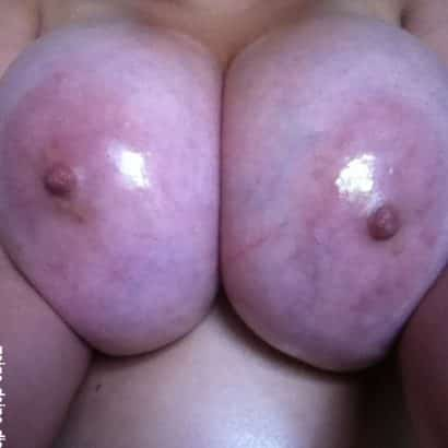 Riesen Nippel in rosa