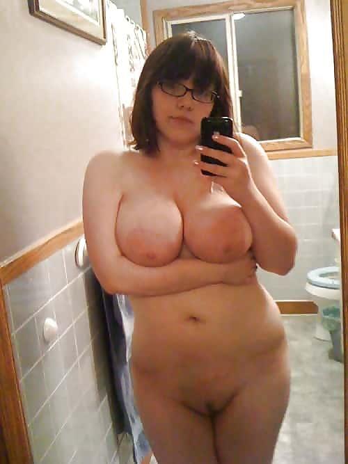 dicke titten selfie
