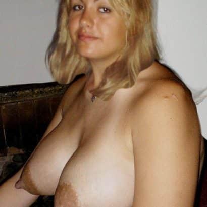 Sehr dicke Brustwarzen