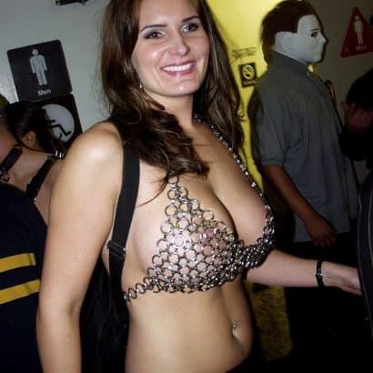 Geiler Ausschnitt Bikini