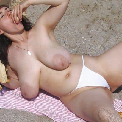 Nippelformen große Nippel