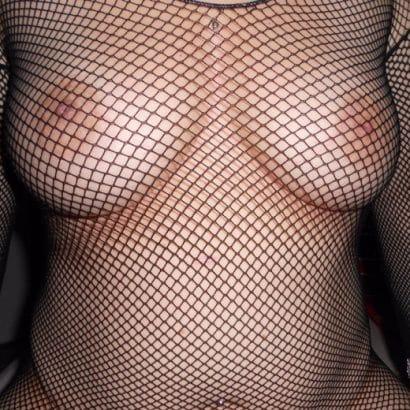 Titten im Netz Oberteil
