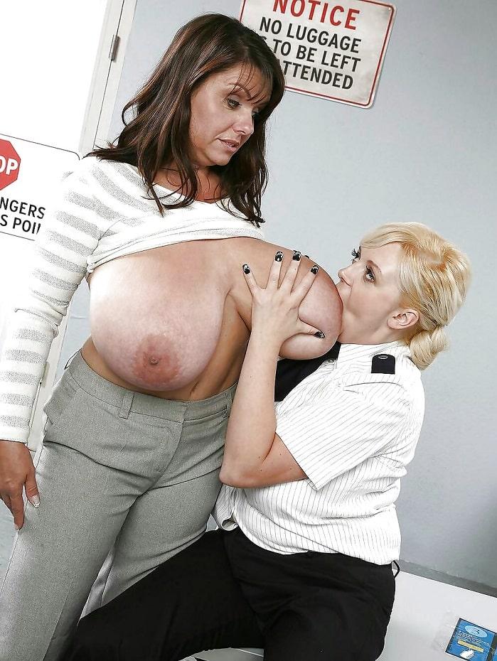 Riesen Brust