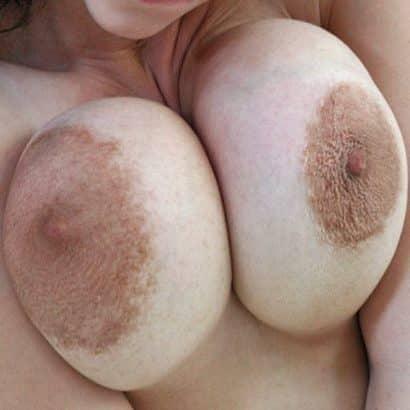 Unterschiedlich große Nippel