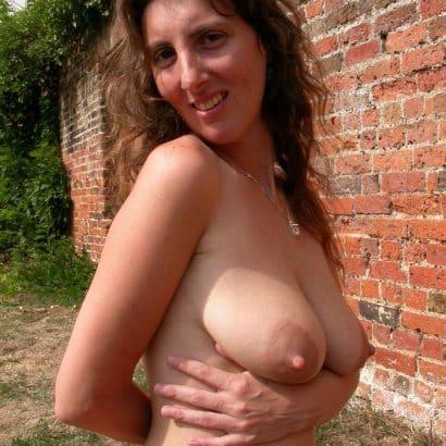 Einfach nur Brüste
