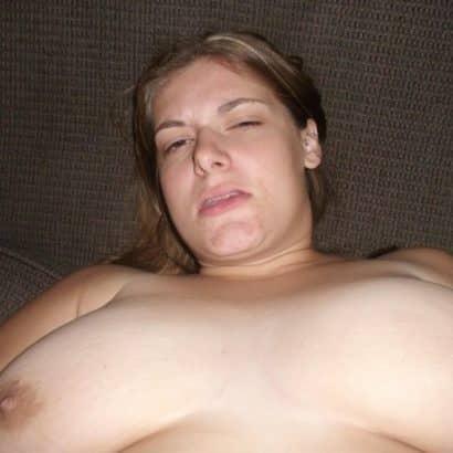Milch und Schwangere Brüste