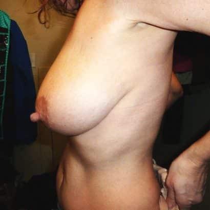 Dicke Brustwarzen