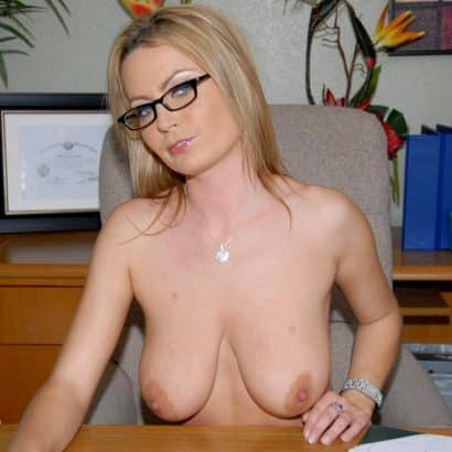 Echte Titten am PC
