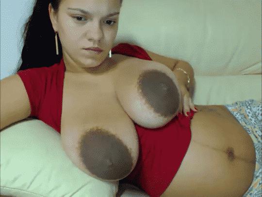 Porno Große Brustwarzen