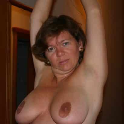 Brustbilder einer Oma