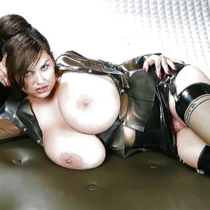 unglaublich fette euter