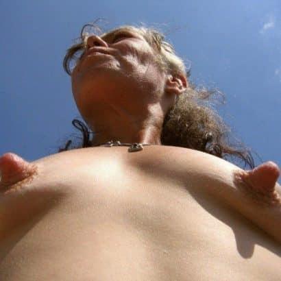 Brustwarzen Bilder sind hart