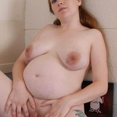 Dicke schwangere Dinger