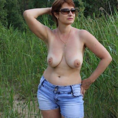 Mutter Frühlings Brüste