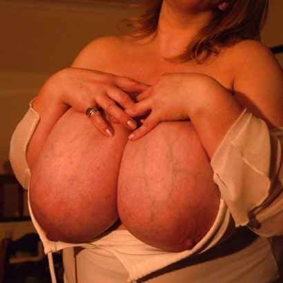 Riesen Titten Adern