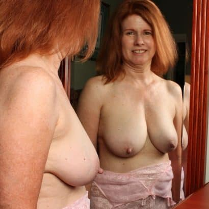 Old Sexy Titten