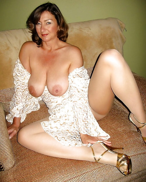 Brüste reife Oma