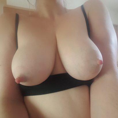 HalbDicke Brüste